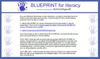 Blueprint for Literacy