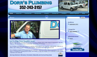 Dorr's Plumbing WP Conversion