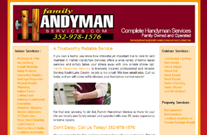 Family Handyman Services
