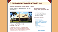 Florida Home Contractors Inc