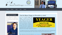 Mayor Yeager