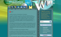 Webvelations WP Site